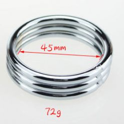 Metal cock ring 45mm