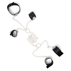 Neck, Wrist and Ankle cuffs