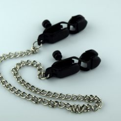 Metal Nipple Clamps with joining Chain
