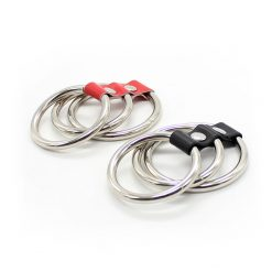 Triple Metal Cockring