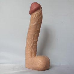 Huge 12.5 inch solid Dildo
