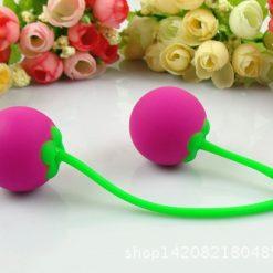 Cherry Kegel Balls