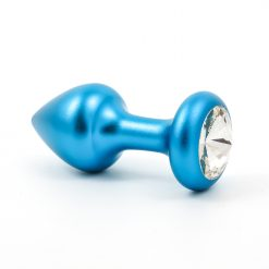 Metal Butt Plug available in various colours