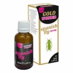 Gold Women Spanish Fly