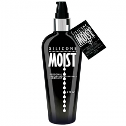 MOIST Silicone Lube 118ml