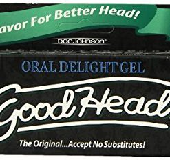 Good Head Oral Delight Gel-Mystical Mint Flavor 113g