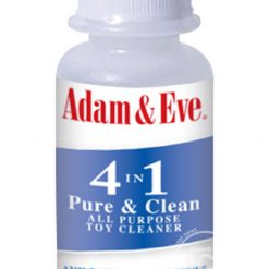 Adam & Eve 4 in 1 Pure & Clean All purpose toy cleaner 30ml