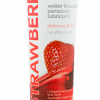 Wet Stuff strawberry water based lubricant 100 gram tube