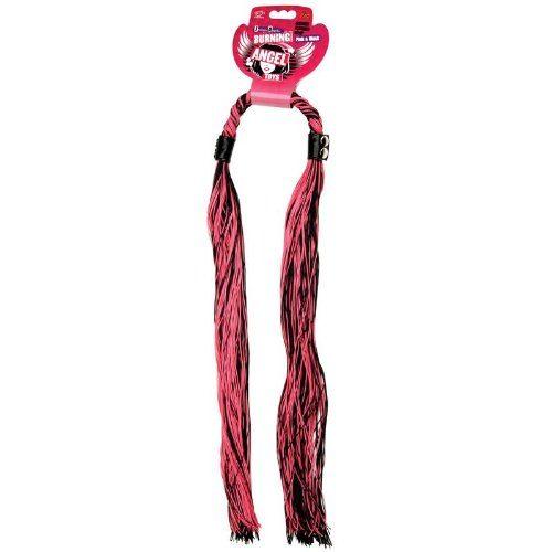 Rudder Flogging Whip Pink & Black