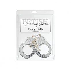Fetish Fantasy Fancy Cuffs Silver