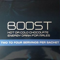 Boost Performance Drink for Men