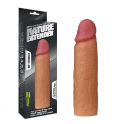 "Ultra Real Nature Extender 1"" Length and 40% More Girth!"