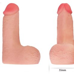 "Super Soft Limpy 5"" cock"