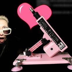 Fucking Machine Pink