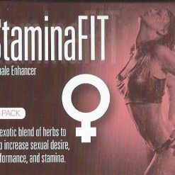 StaminaFit Sexual Enhancer for Females