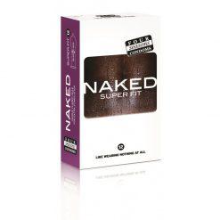 Four Seasons Naked Superfit Condoms 12 pack