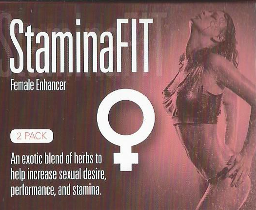 StaminaFit Sexual Enhancer for Females